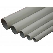 Труба гладкая жесткая 16 мм, ПВХ
