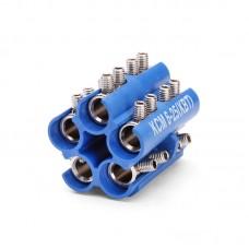 Блоки соединителей в полимерном корпусе КСМ 1.5-6