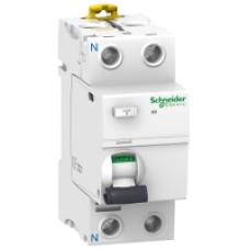 Дифференциалный выключатель нагрева  iID 2P 63A 30мА AC-ТИП