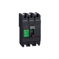 Автоматический выключатель Easypact EZC250H - TMD - 150 A - 2 полюса 2d