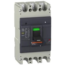 circuit breaker Easypact EZC400H - TMD - 320 A - 3 poles 3d