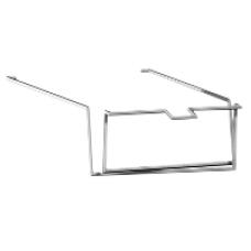 Металлическая скоба-держатель