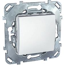 Двухполюсовый одноклавишный выключатель 16A