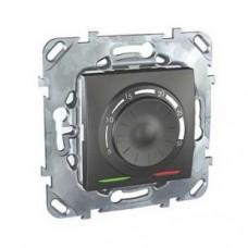 Термостат 8А (+ 5 + 30°С) для управления кондиционером и отоплением, алюминий
