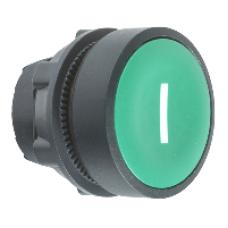 Головка зеленая для кнопки 22 мм с маркировкой I